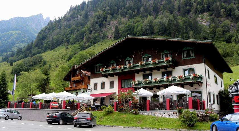 Gasthof Bärenwirt in Fusch an der Glocknerstraße