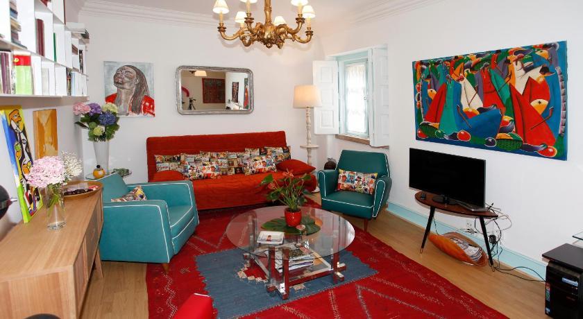 Feels Like Home - Alegria Art Gallery Flats (Lissabon)