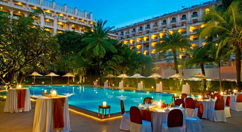 Leela Palace Kempinski Bangalore India Booking Com