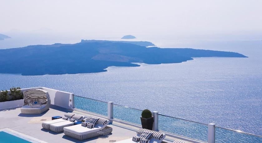 Splendour Resort Santorini Island