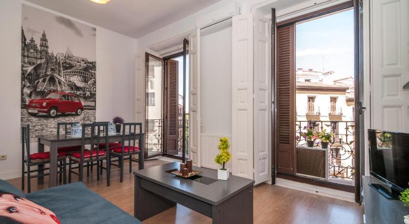 Apartment Center Madrid Mayor Sol (Madrid)