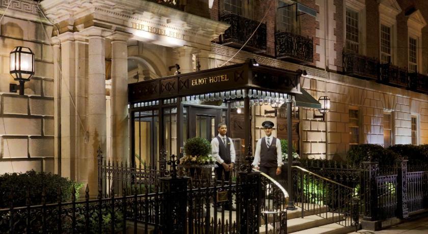 アメリカ,ボストン,ジ エリオット スイート ホテル(The Eliot Suite Hotel)