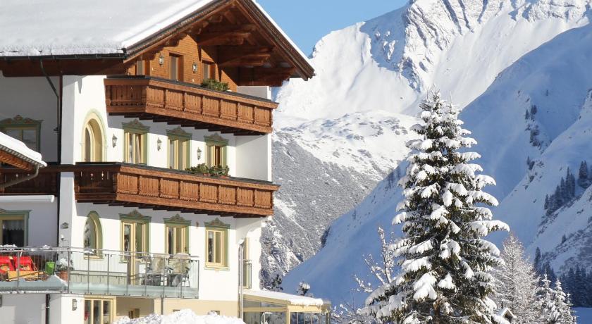 Pension Bergland (Lech am Arlberg)