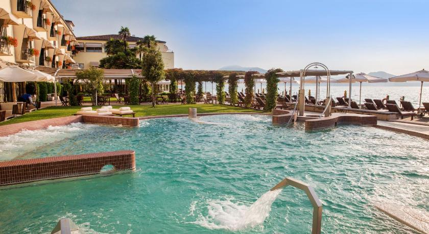 Booking Com Grand Hotel Terme Sirmione Italie