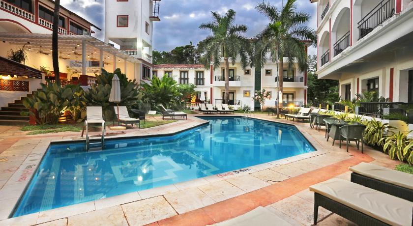Keys Resort Ronil Goa Calangute India