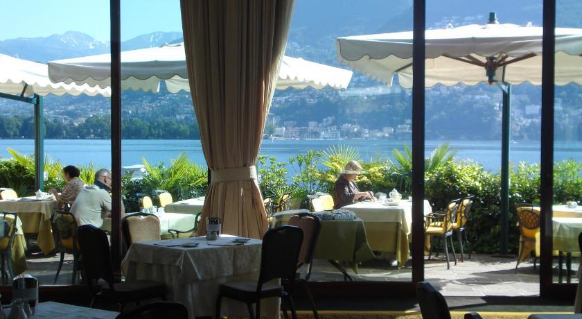 スイス,ルガノ,グランド ホテル エデン(Grand Hotel Eden)