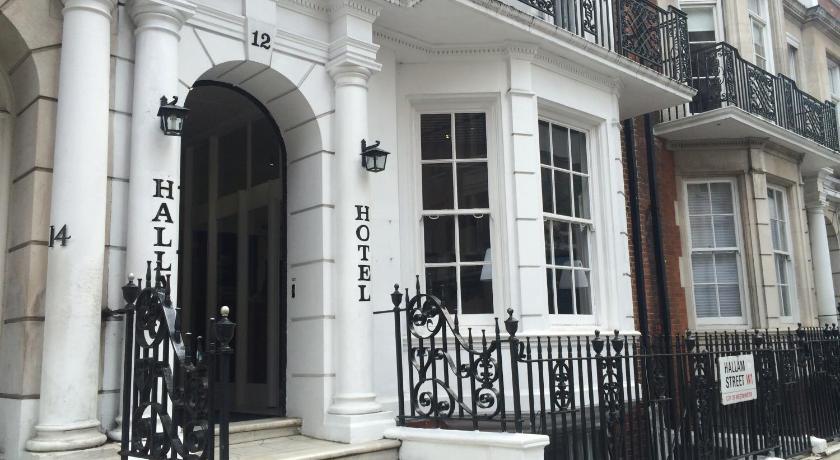 London Escorts Near Hallam Hotel