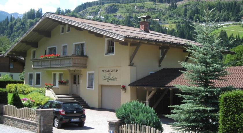 Golfappartements in Bad Gastein