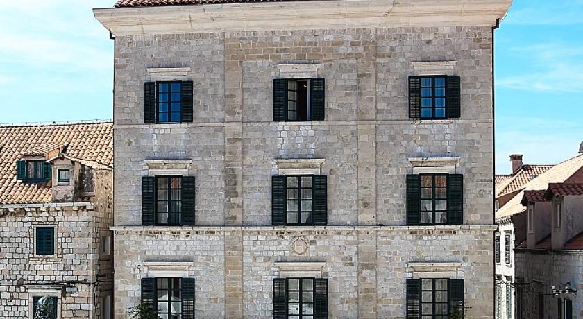 The Pucic Palace in Dubrovnik