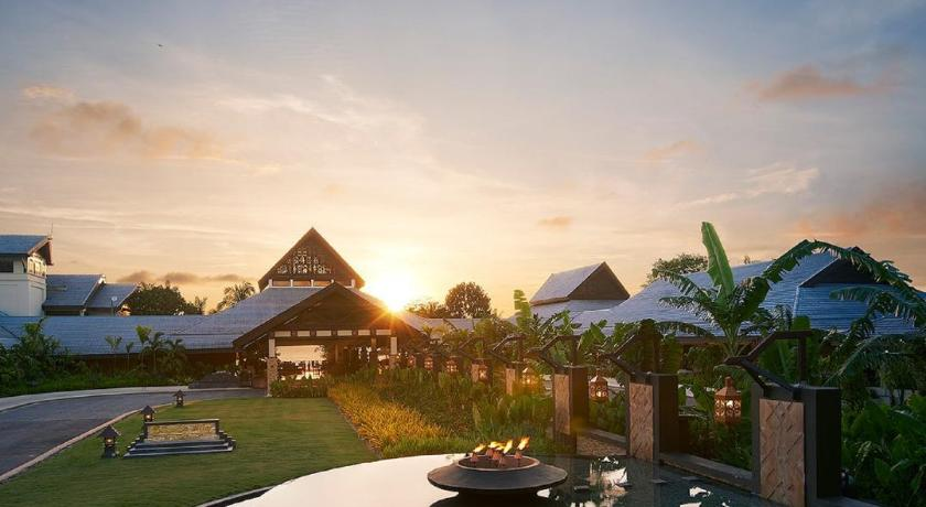 マレーシア,コタキナバル,シャングリラ ラサ リア リゾート&スパ(Shangri-La's Rasa Ria Resort & Spa)