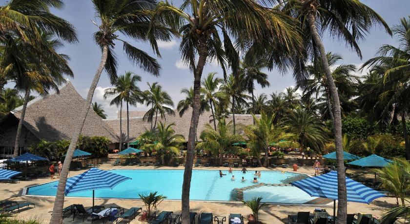 Bahari Beach Hotel Mombasa