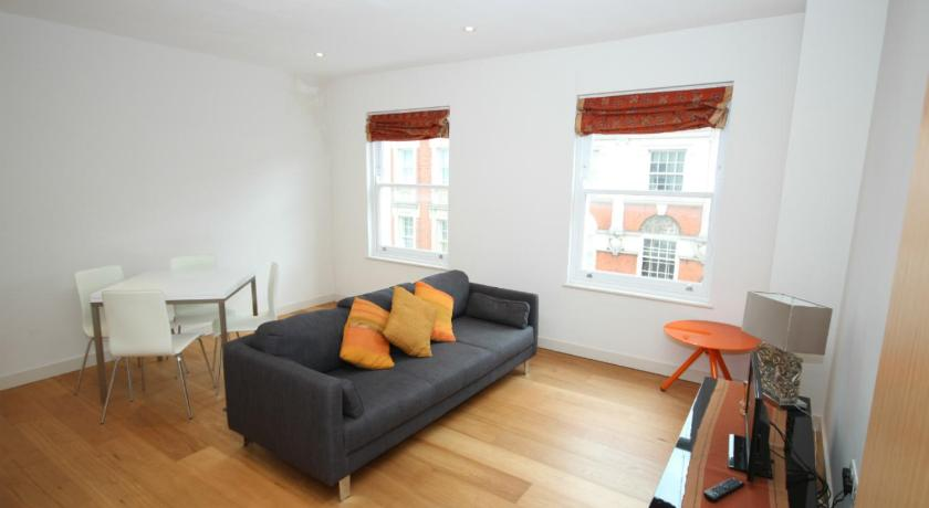 London Escorts Near FG Property - Chelsea, Redcliffe Road, Apartment 5