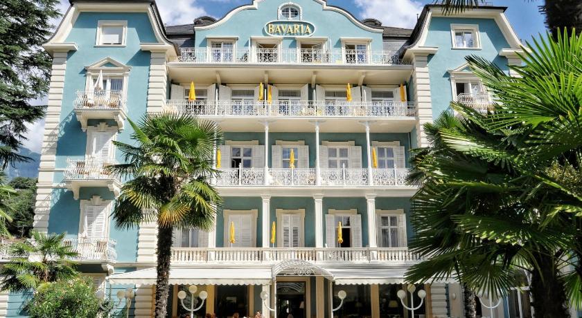 Hotel Bavaria (Meran)