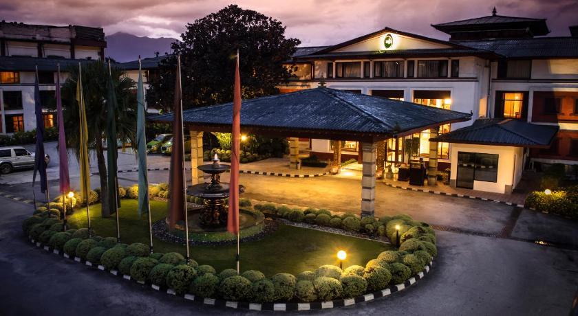 hotel de l 39 annapurna kathmandu nepal. Black Bedroom Furniture Sets. Home Design Ideas