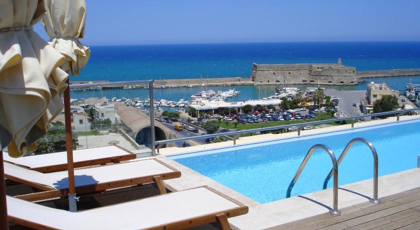 GDM Megaron Hotel, Hotel, 9, D.Beaufort Street, Heraklio Town, 71202, Greece