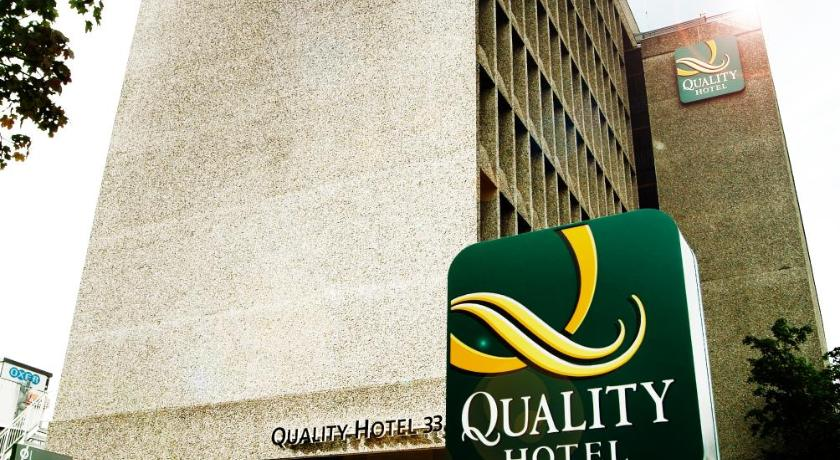Quality Hotel 33 in Oslo