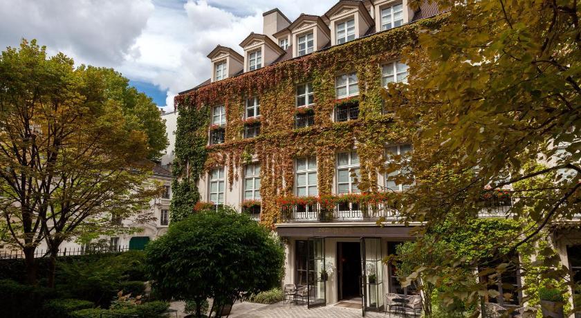 Самые романтичные отели парижа