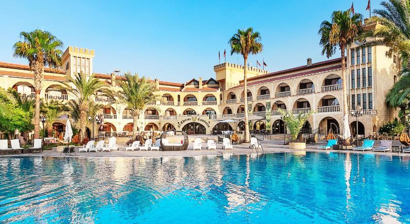Hotel Le Chateau Lambousa Lapithos Zypern