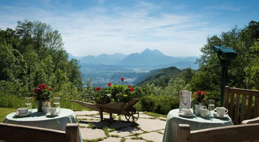 Romantikhotel Die Gersberg Alm (Salzburg)