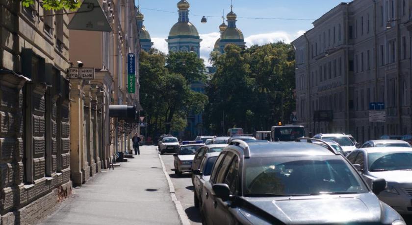 Apartment Ulitsa Soyuza Pechatnikov (Sankt Petersburg)