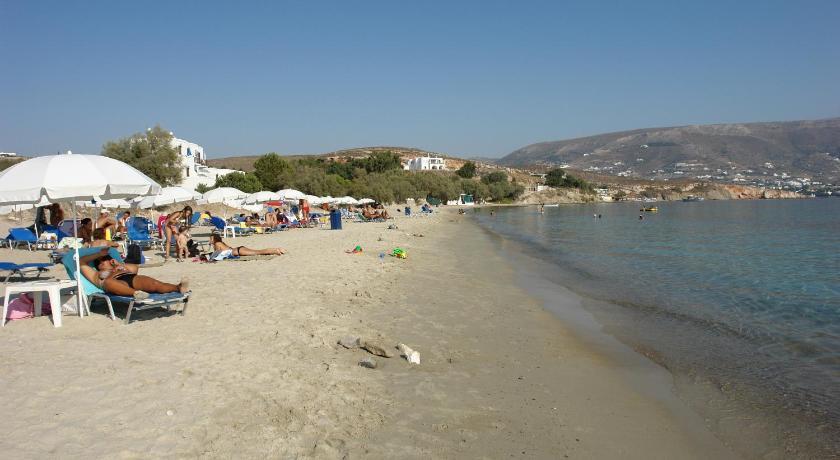 Krios Beach Camping, Hotel, Krios beach, Paros, 84400, Greece