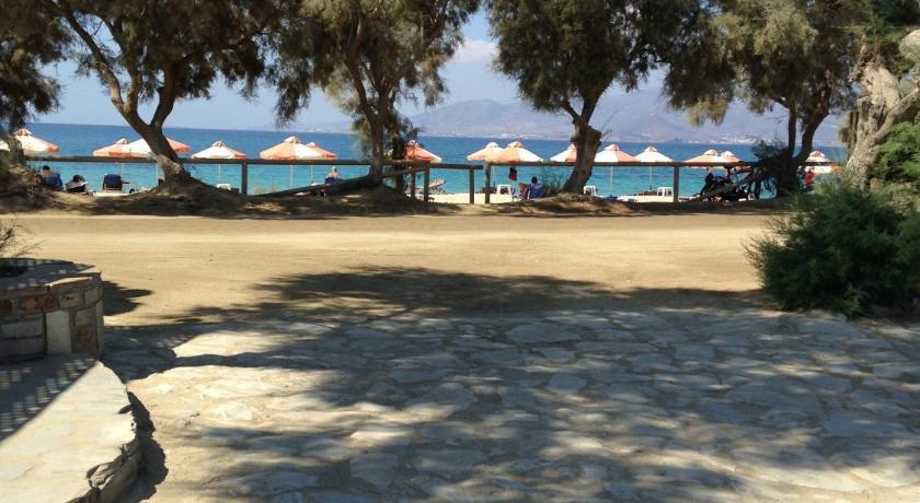 Maragas Beach Camping, Hotel, Maragas Beach, Agia Anna, Naxos, 84300, Greece