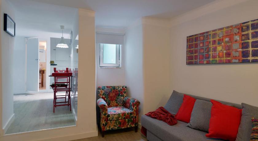 Feels Like Home - Studio Terrace Intendente I L... (Lissabon)