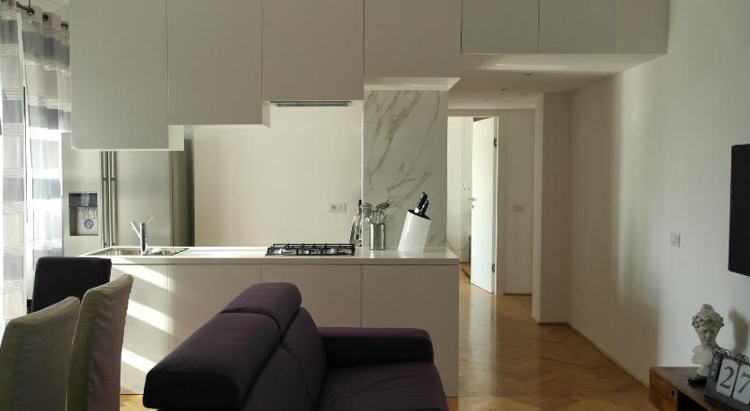 Apartment Luxury Suite Bolivar in Mailand