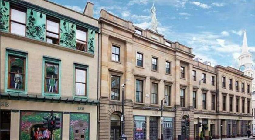Luxury G1 Penthouse Glasgow (Glasgow)