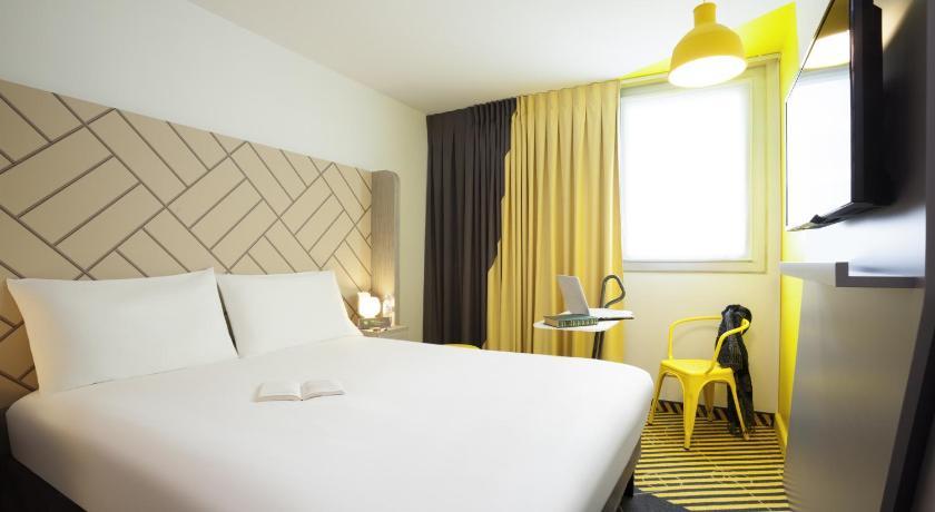 Hotel Ibis Paris Proche Olympia