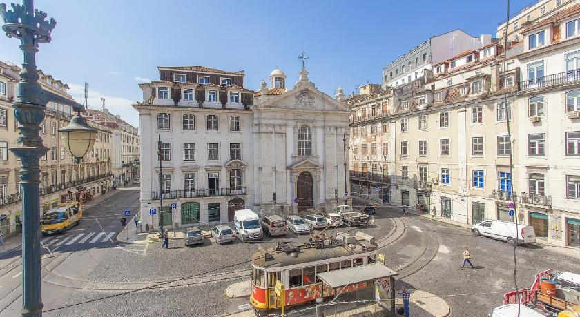 Lisbon Old Town Guest House in Lissabon