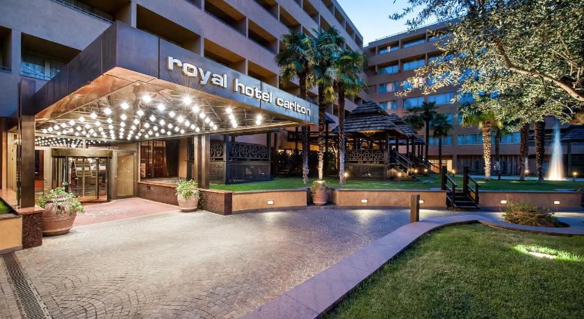 Royal Hotel Carlton (Bologna)