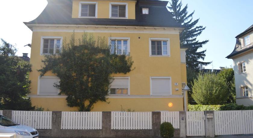 Salzburg - Wohnen in der Stadtvilla in Salzburg