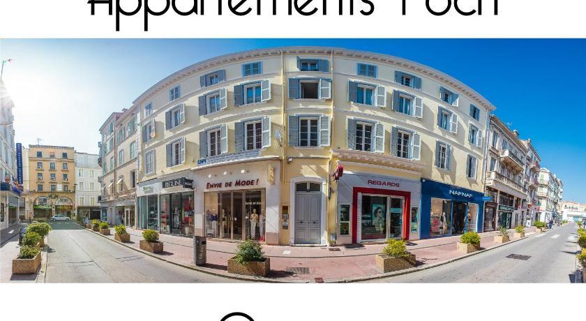 Apartement Foch (Cannes)