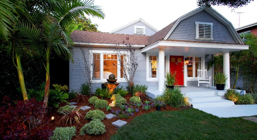 Luxury California Craftsman Cottage West Hollywood Los Angeles Vacation Home