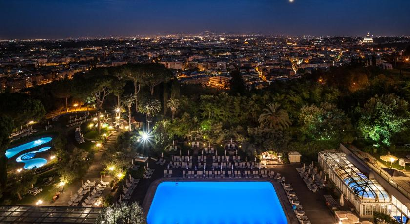 Rome Cavalieri, Waldorf Astoria Hotels and Resorts in Rom