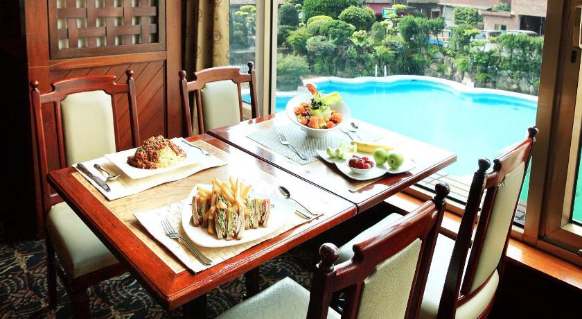 台湾,台北,ハワード プラザ ホテル タイペイ(福華大飯店台北)(The Howard Plaza Hotel Taipei)