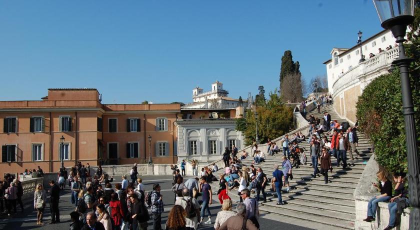 RSH Luxury Spanish Steps Terrace (Rom)