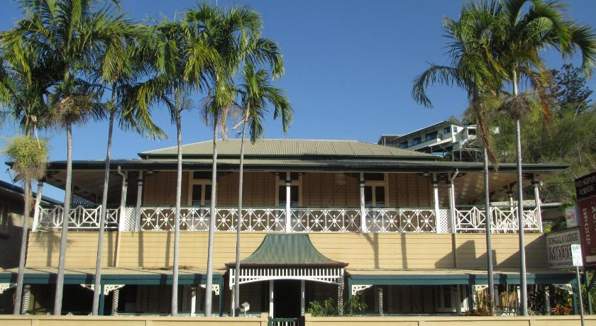 Historic Yongala Lodge