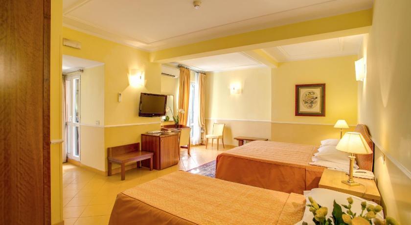 イタリア,ローマ,ホテル ティツィアーノ(Hotel Tiziano)