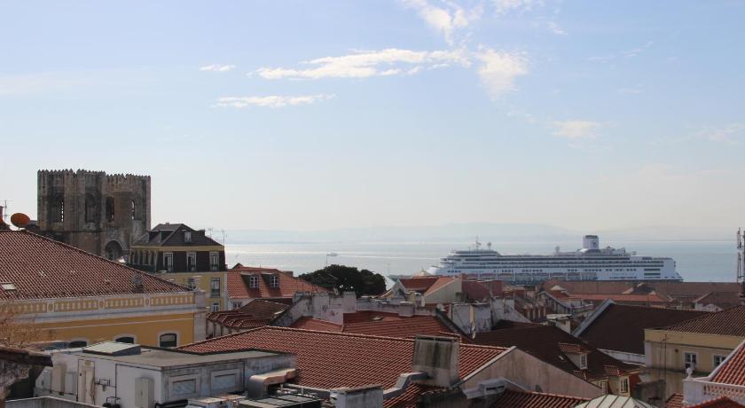 Miradouro de Lisboa (Lissabon)