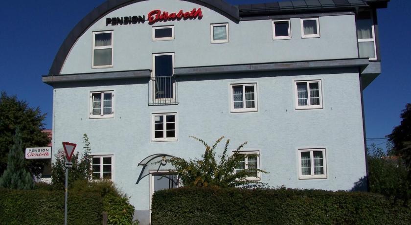 Pension Elisabeth in Salzburg