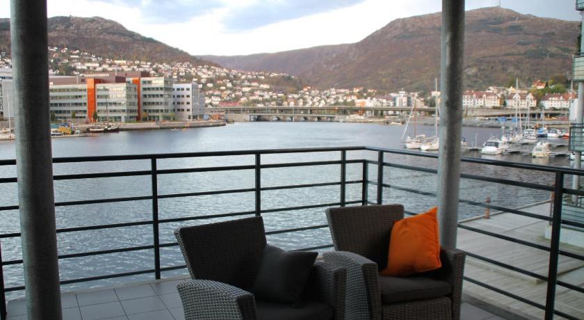 Byfjorden Apartment (Bergen)