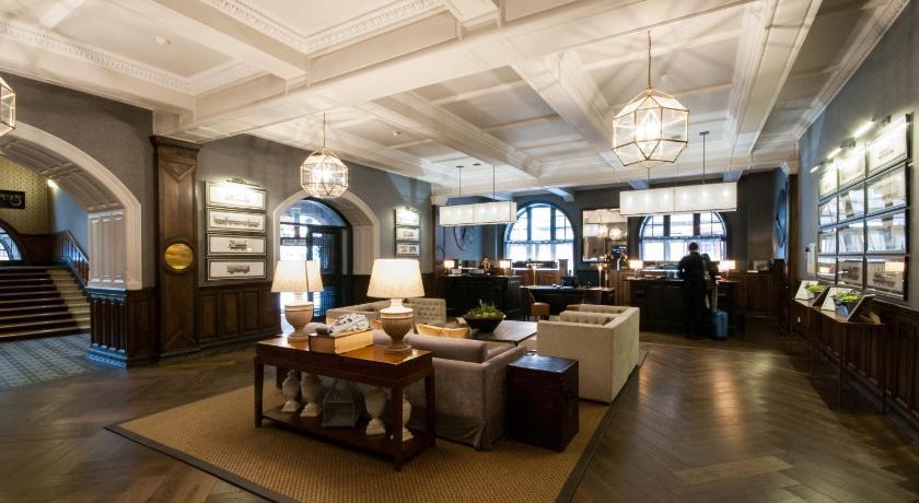 イギリス,グラスゴー,グランド セントラル ホテル(The Grand Central Hotel)