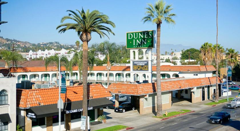 Dunes Hotel Los Angeles Ca