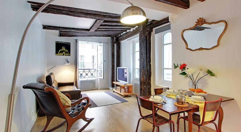 Parisian Home - Appartements et Studios - Rue G... (Paris)
