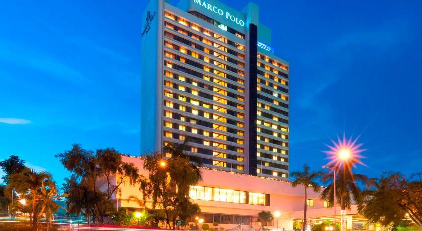 フィリピン,セブシティ,マルコ ポーロ プラザ セブ(Marco Polo Plaza Cebu)