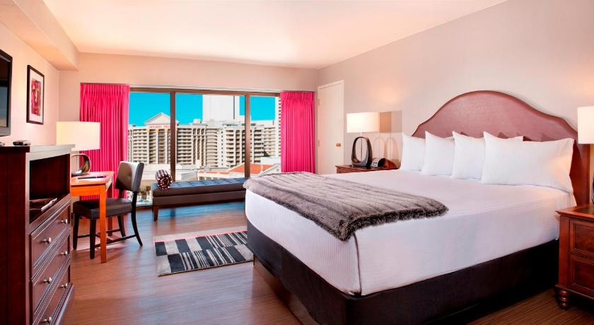 アメリカ ,ラスベガス,フラミンゴ ラスベガス ホテル & カジノ(Flamingo Las Vegas Hotel & Casino)