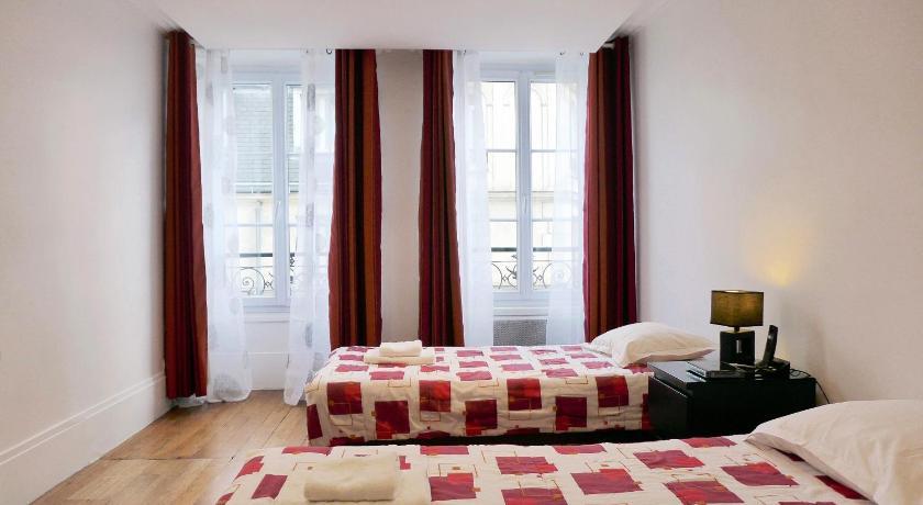 Colisée Apartment (Paris)