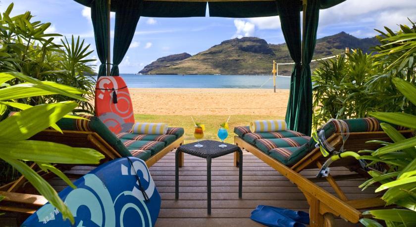 アメリカ・ハワイ,リフエ,カウアイ マリオット リゾート(Kauai Marriott Resort)